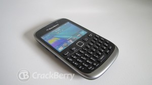 New Blackberry Curve 9320