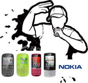 Dont break the beat Nokia Asha