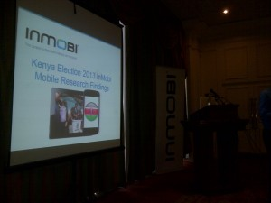 InMobi Elections in Kenya Research Findings