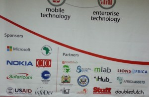 DEMO Africa gets more sponsors Safaricom CCK African Development Bank