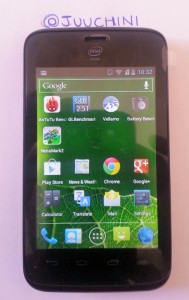 Intel Safaricom YOLO smartphone