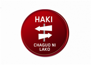 Haki - Chaguo Ni Lako Game from Afroes Games